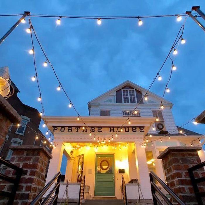 Portage House