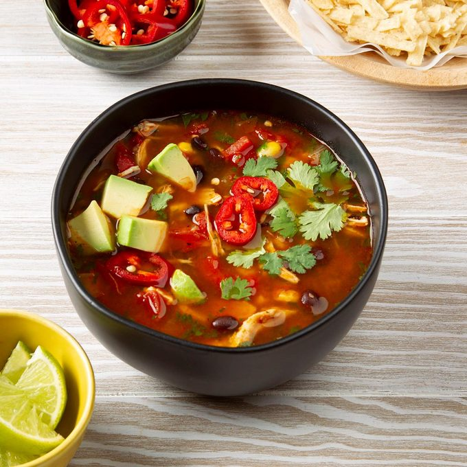 Pressure Cooker Chicken Tortilla Soup  Exps Ft20 244131 F 0107 1 8