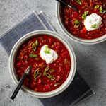 Pressure-Cooker Spanish Chili