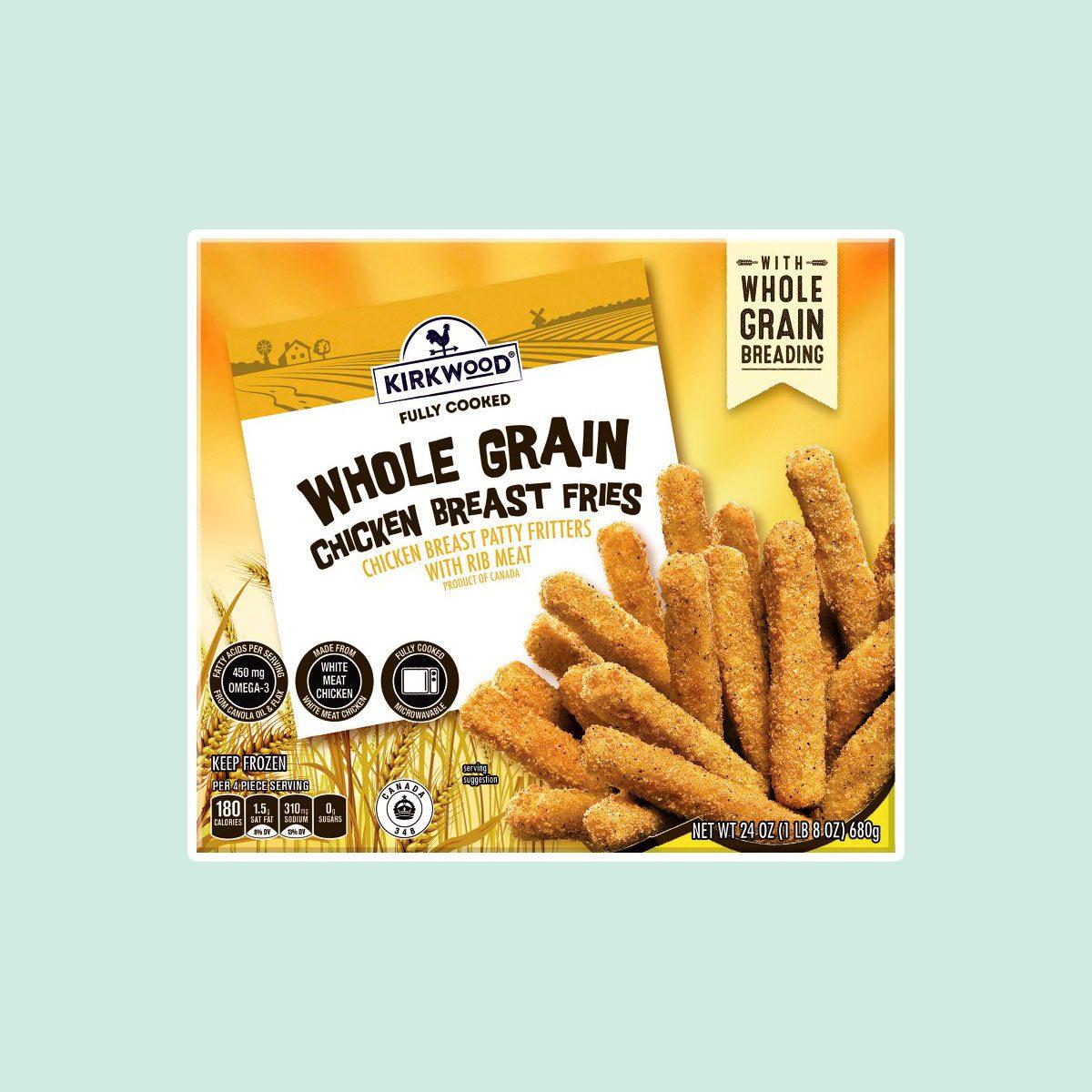 Chicken Fries Whole Grain Horz