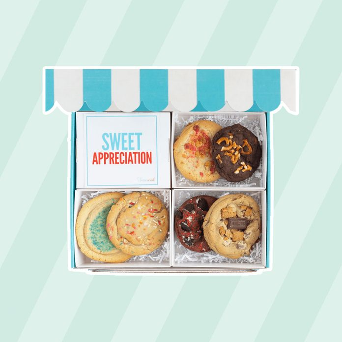 Cookie Sugarwish care package ideas