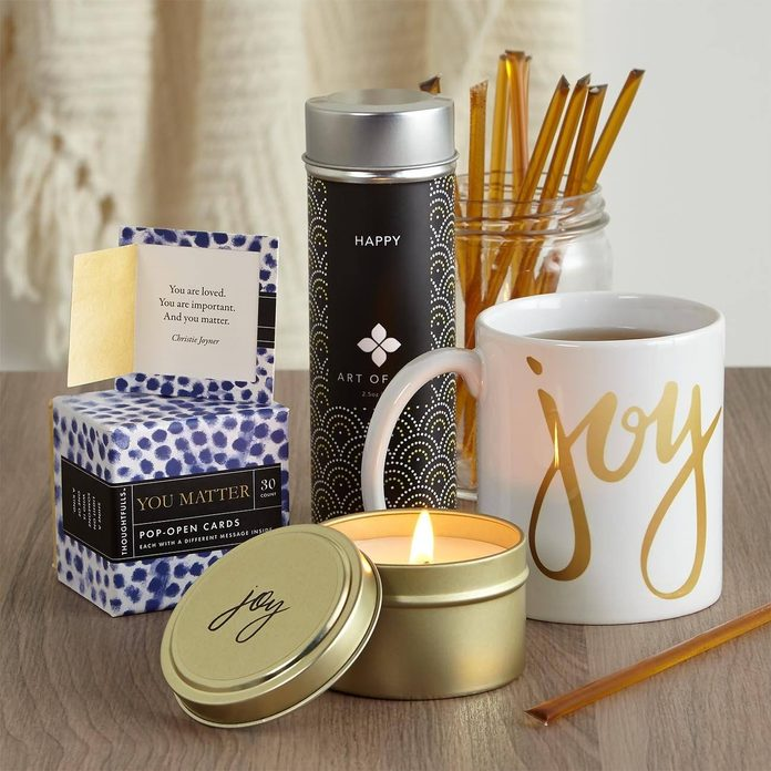Everyday Joy Gift Set care package ideas