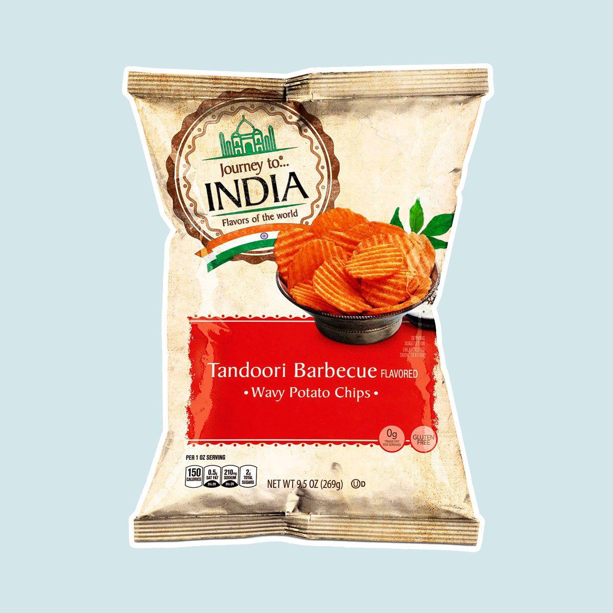 Tandoori Barbecue Potato Chips