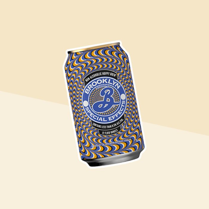 Brooklyn Special Effects Hoppy Non-Alcoholic Brew