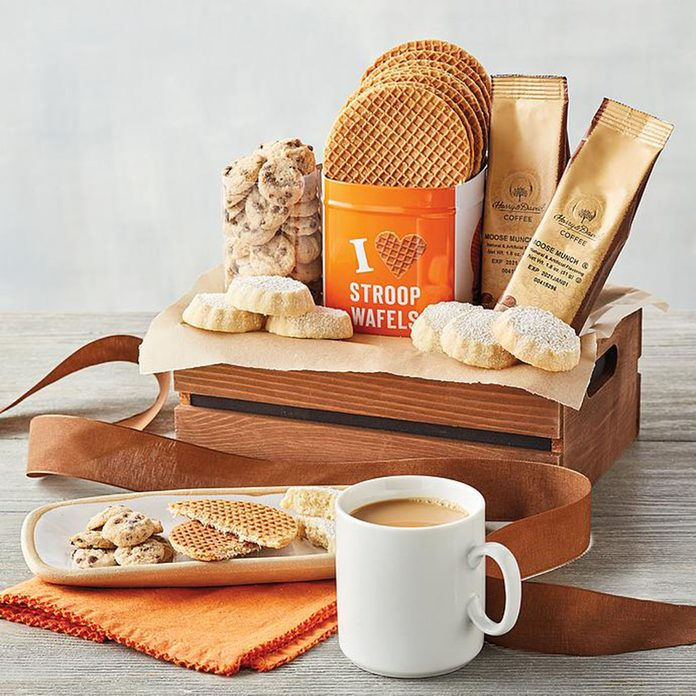 Coffee Gift Box care package ideas