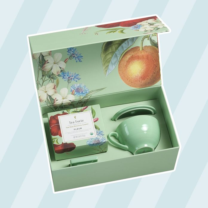 care package ideas Fleur Gift Set