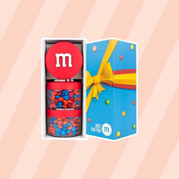 Personalized Mms care package ideas
