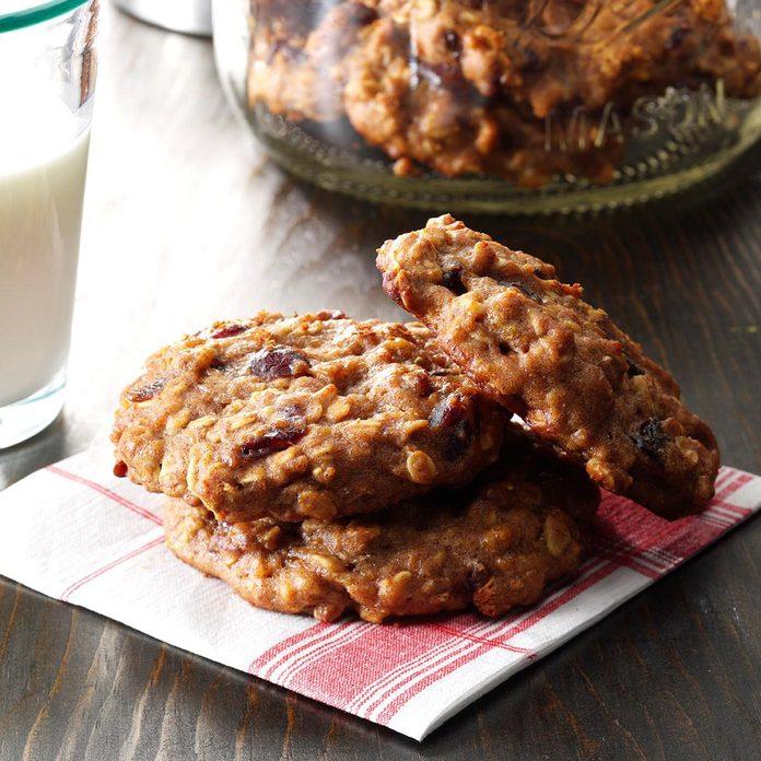 Air-Fryer Breakfast Cookies