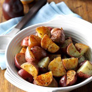 Air-Fryer Red Potatoes