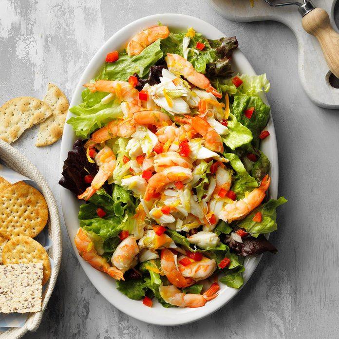 Easy Citrus Seafood Salad Exps Tohjj20 242786 E02 05 1b 2