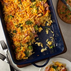 A 7-Day Meal Plan Using Leftover Ham