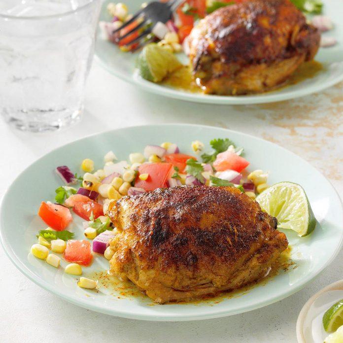 Cilantro-Lime Chicken