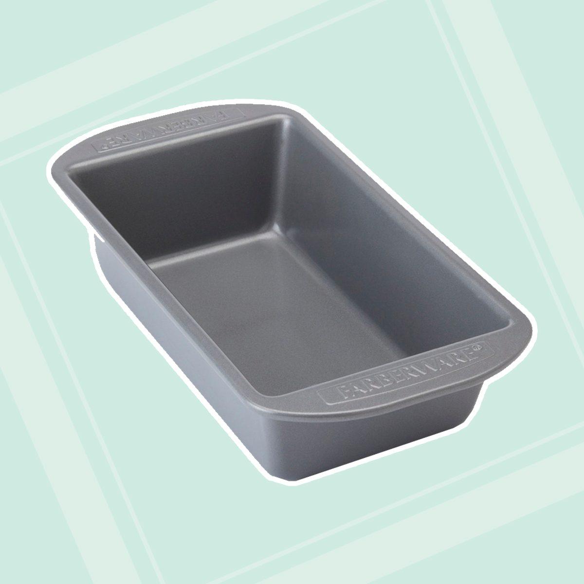 Farberware® 9'' x 5'' Nonstick Aluminum Loaf Pan