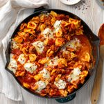 Tortellini with Sausage and Mascarpone