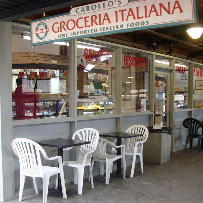 Carollo Gourmet Grocery, Deli and Grill
