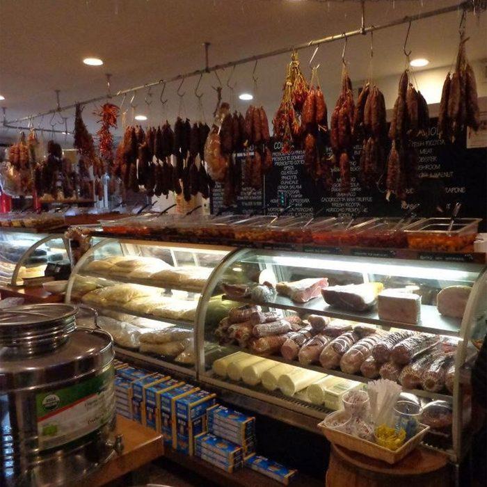 Bricco Salumeria & Pasta Shop, Boston