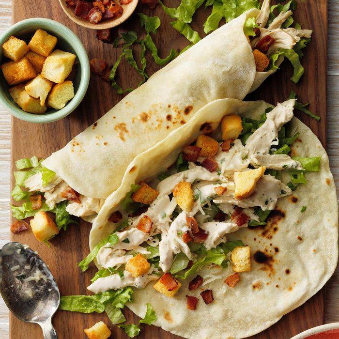 Slow Cooked Chicken Caesar Wraps Exps Scm2bz20 191086 E01 22 7b 9