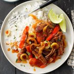 Slow-Cooked Ropa Vieja