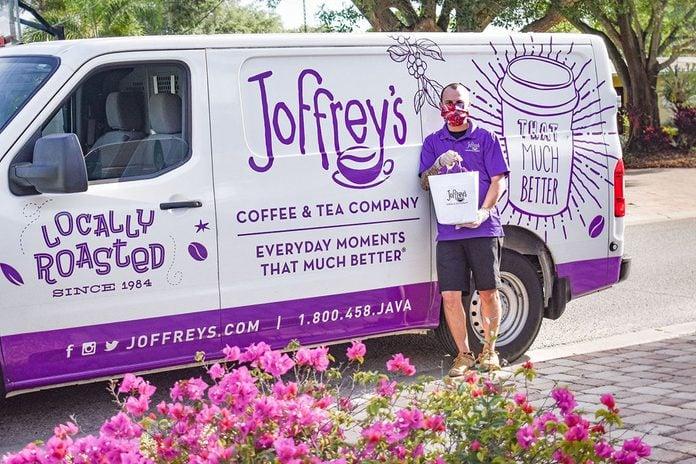 Joffrey's Disney coffee delivery