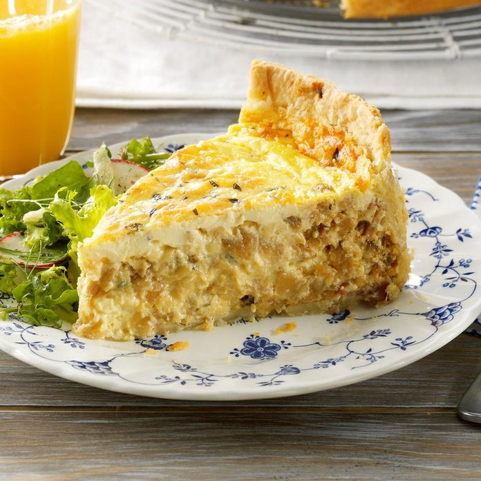 The Best Quiche Lorraine