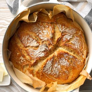 Dutch-Oven Bread
