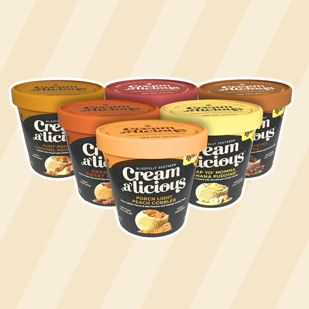 Creamalicious Ice Cream