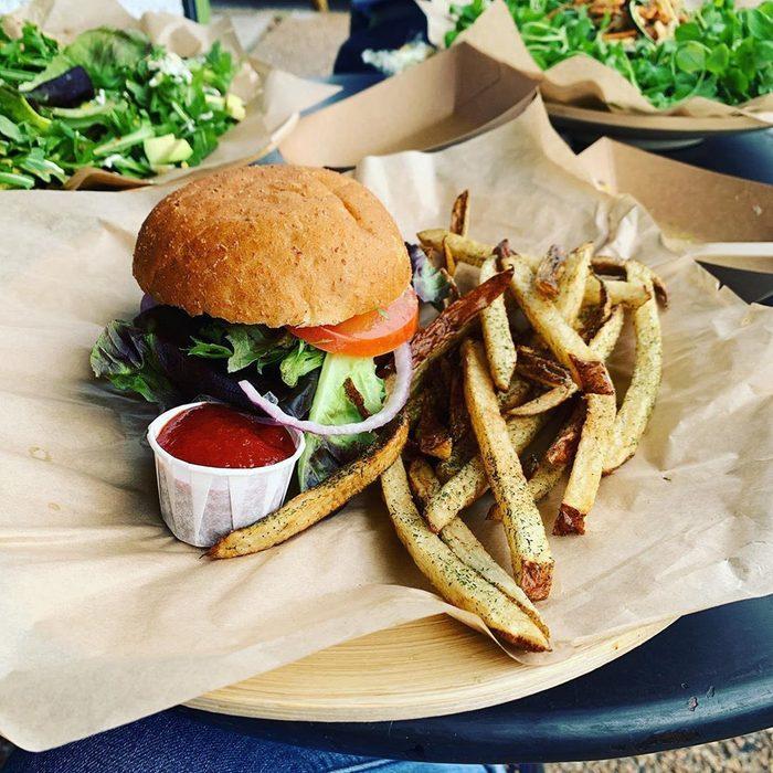 Best vegetarian and vegan restaurant in Texas Green Seed Vegan