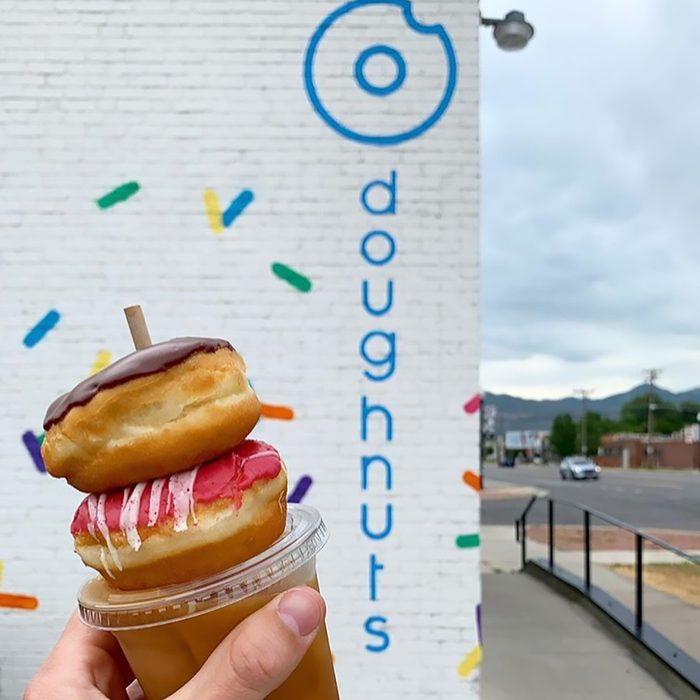 Best vegetarian and vegan restaurant in Utah The Big O Doughnuts
