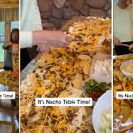 "How to Make a ""Nacho Table"" to Share with Your Family"