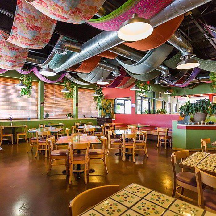 Mexico Annapurna's World Vegetarian Cafe