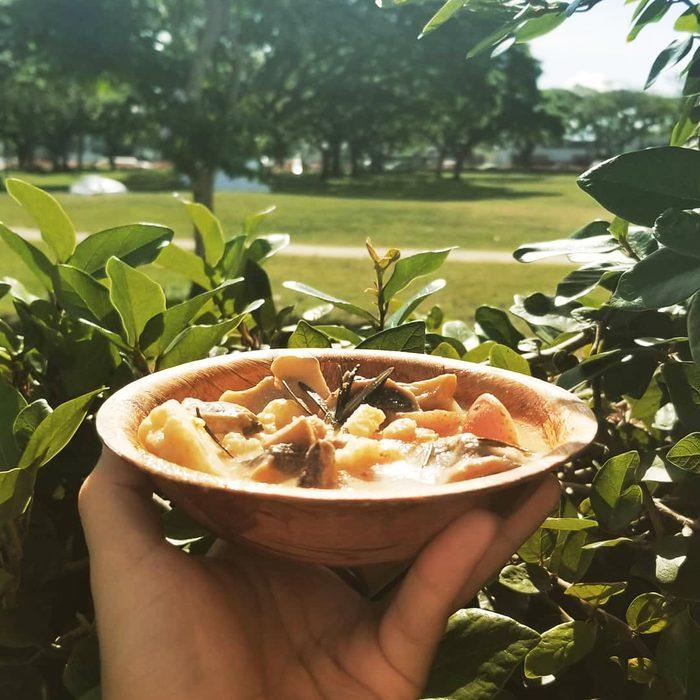 Best vegetarian and vegan restaurant in Hawaii Peace Cafe