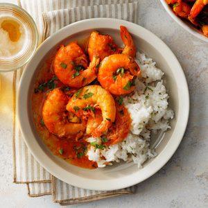 Shrimp Mozambique