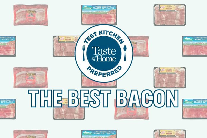 Test Kitchen Preferred The Best Bacon crop