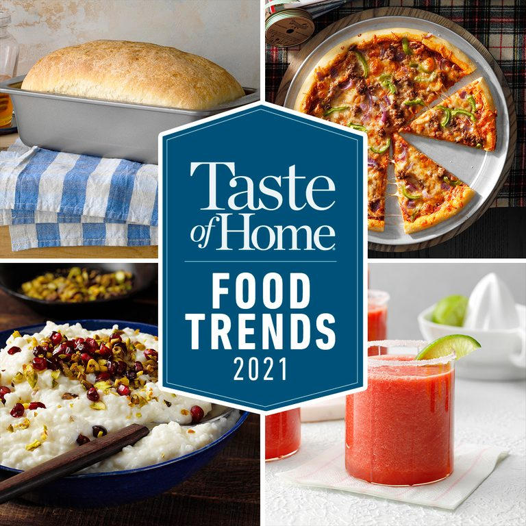 Food Trends Report Feature