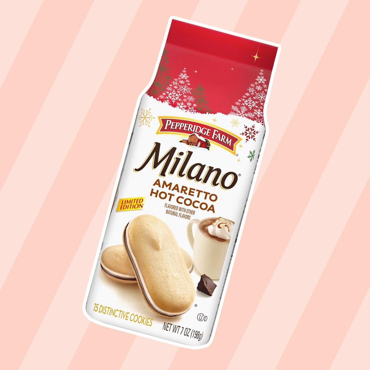 Pepperidge Farm Milano Hot Cocoa Amaretto - 7oz