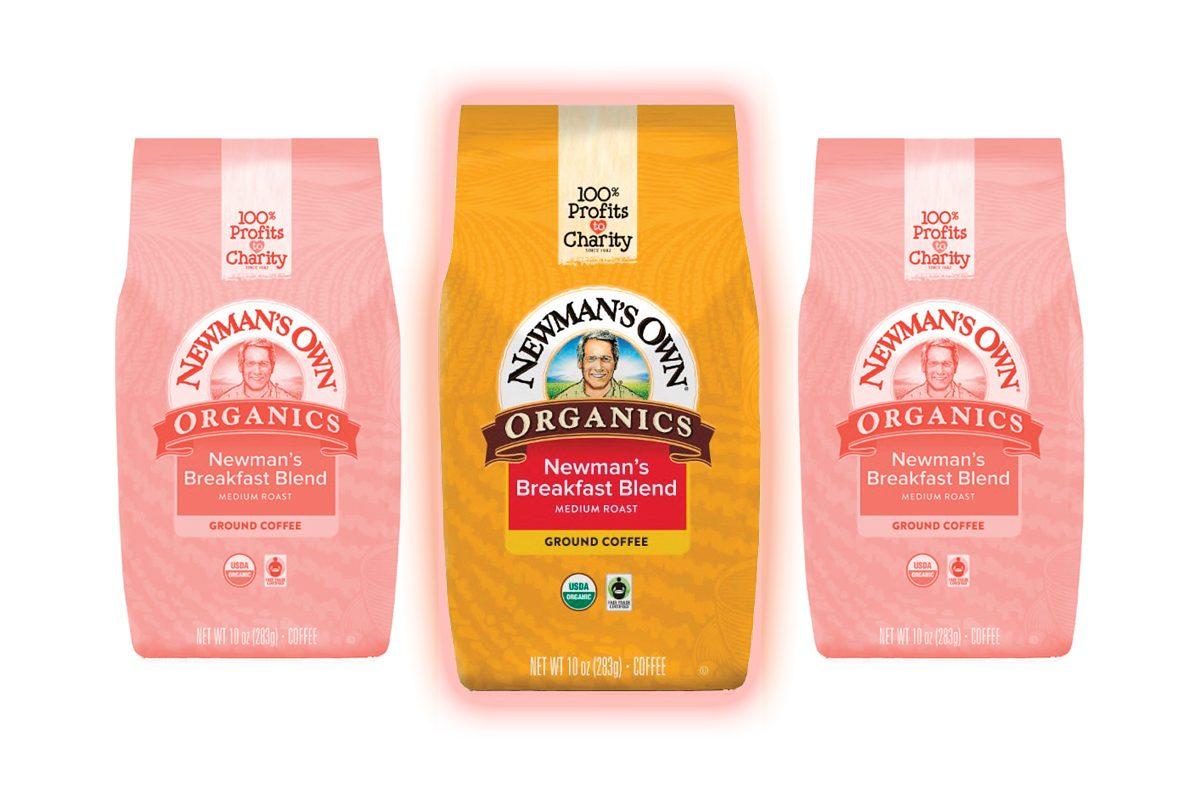 Newman's Own Organic Breakfast Blend Ground Coffee