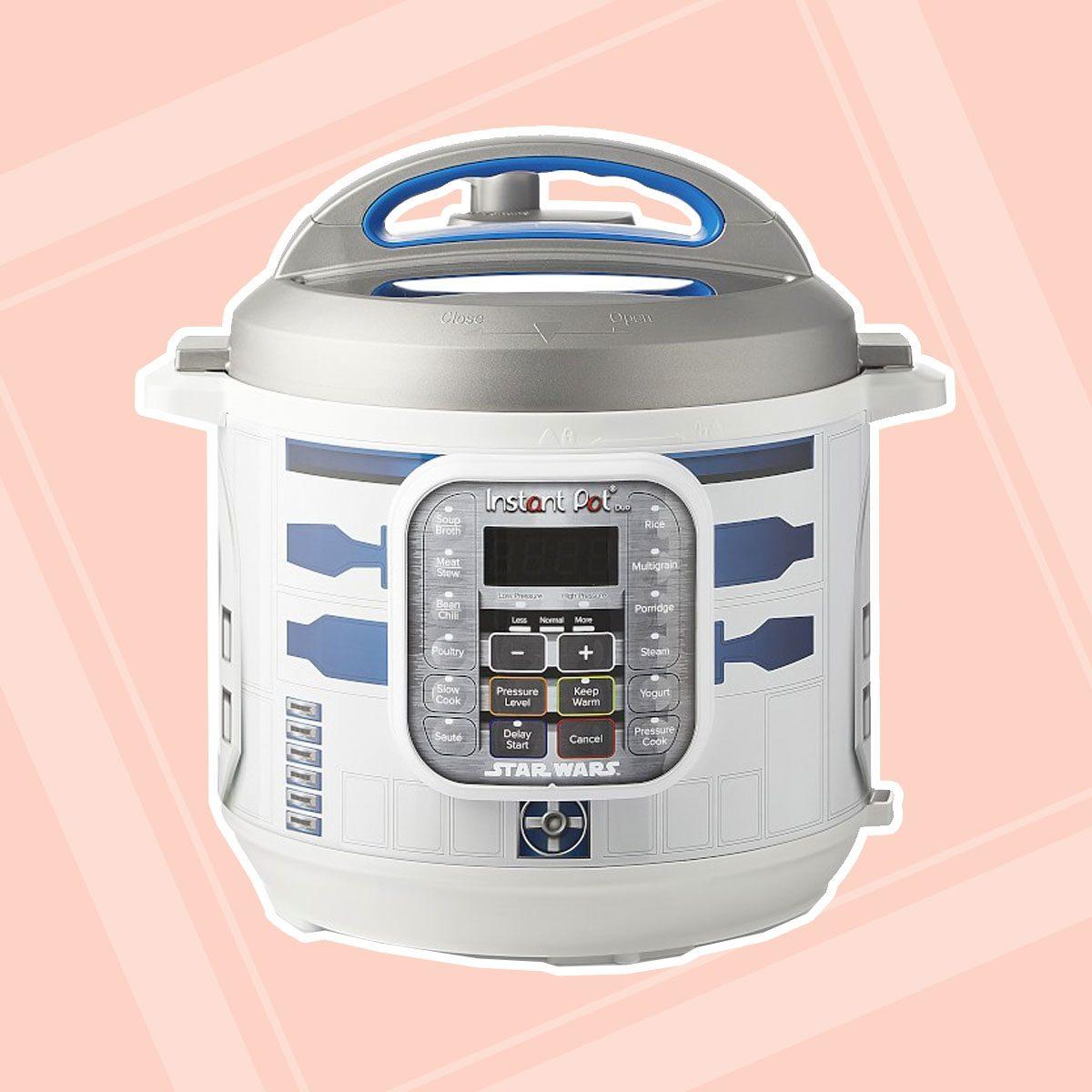 Star Wars™ Instant Pot® Duo™ 6-Qt. Pressure Cooker, R2-D2