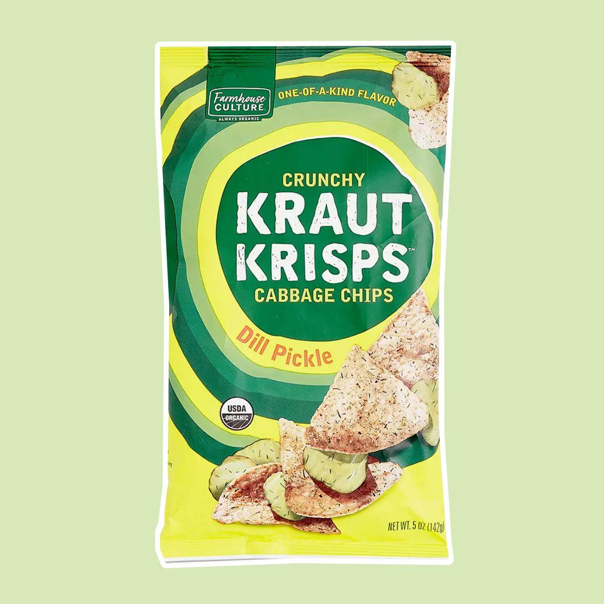 Kraut Krisps, Dill Pickle