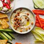 How to Make Hummus, Step by Step