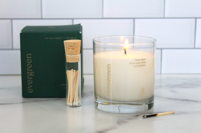 Grove Collaborative Holiday Candle