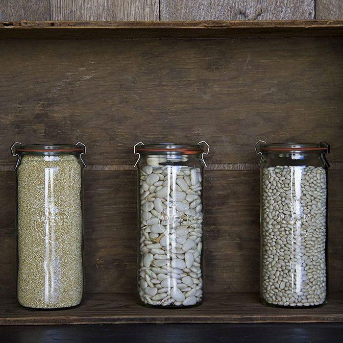 Weck 743 3/4 Mold Jar - Box of 6