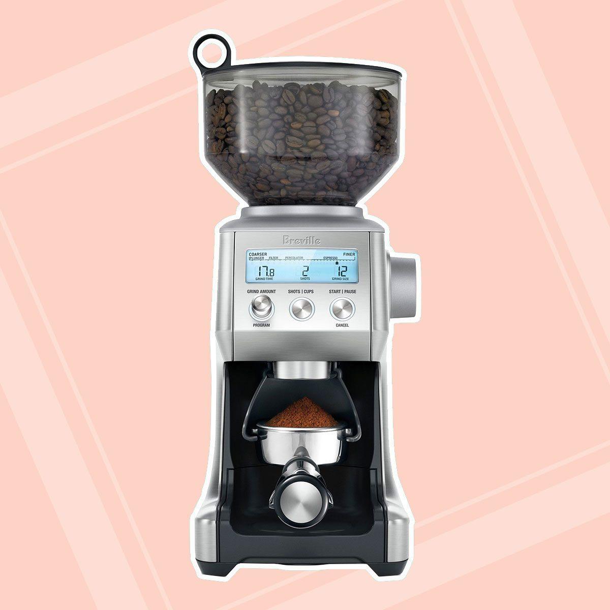 Smart Coffee Grinder