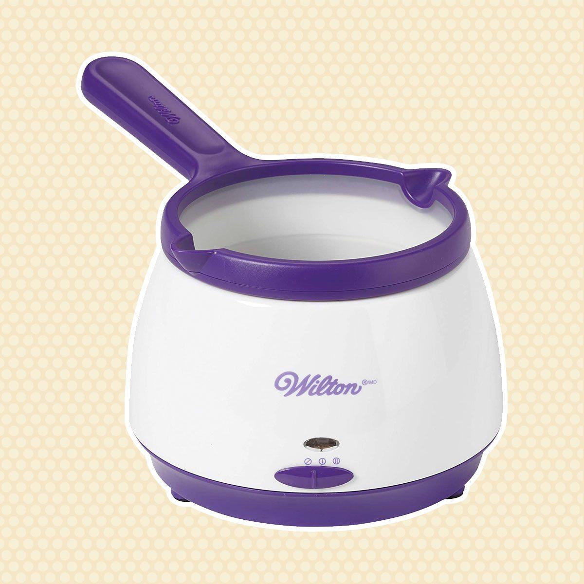 Wilton Candy Melts Pot, 2.5 Cups, White