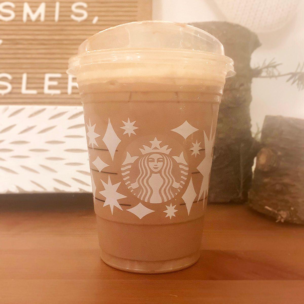 Starbucks snickerdoodle cold brew