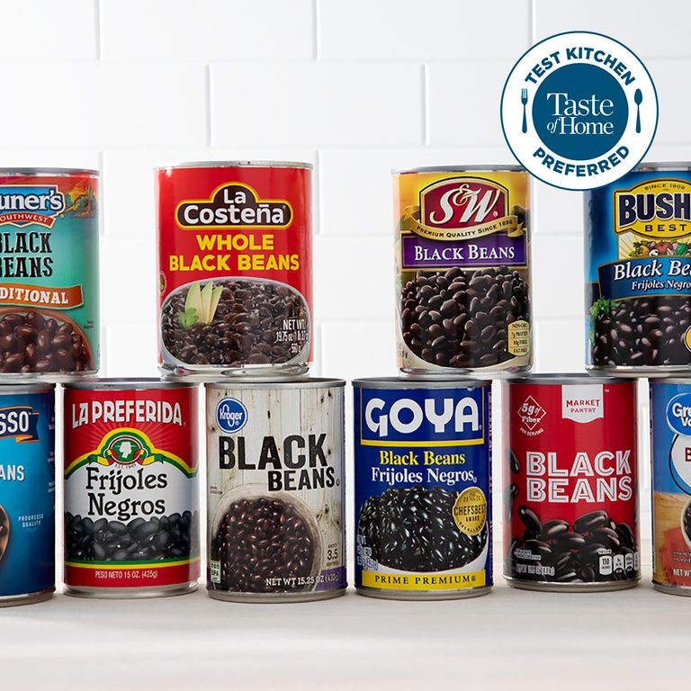 Test Kitchen Preferred the best black beans square