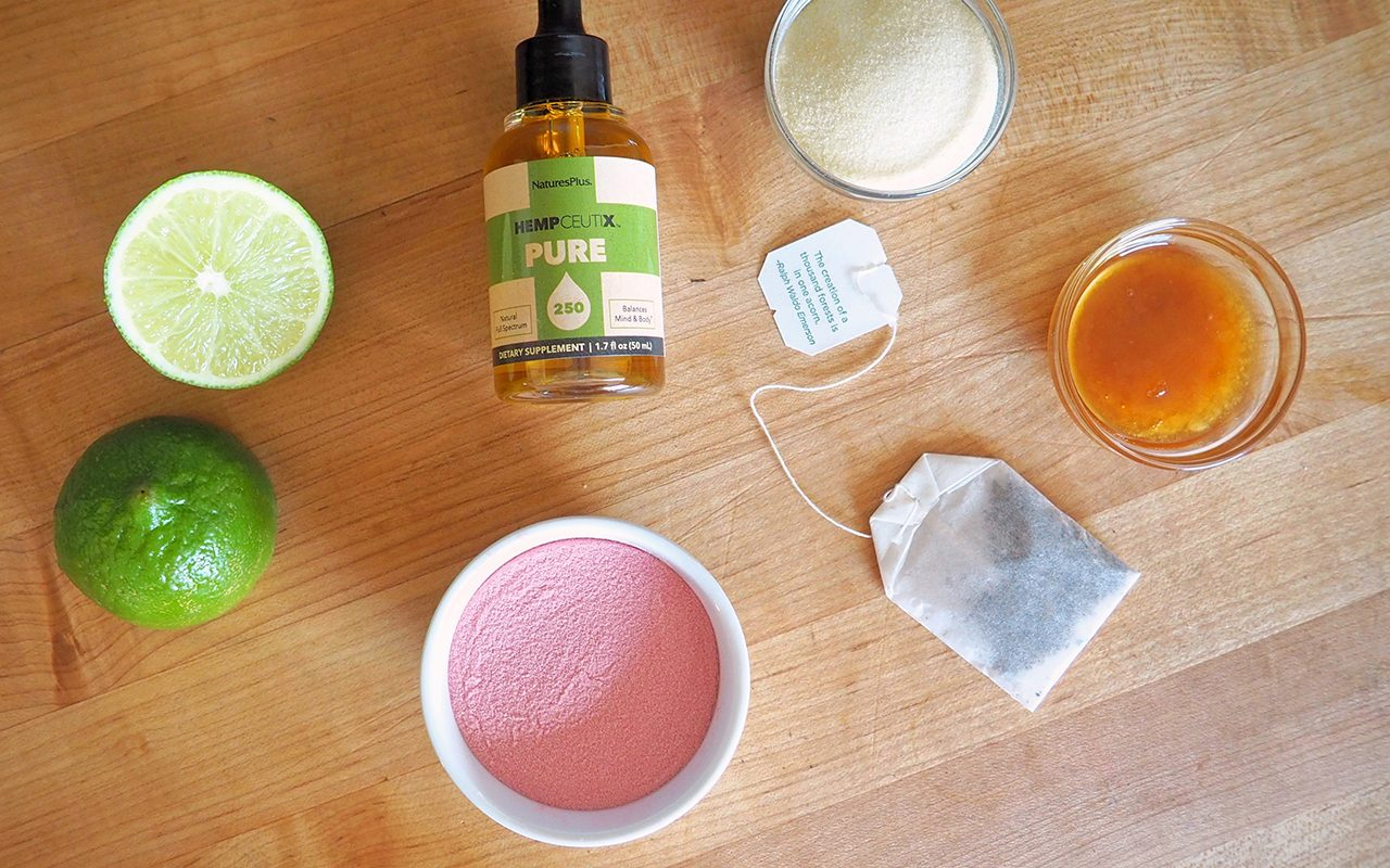 cbd oil gummies recipe ingredients