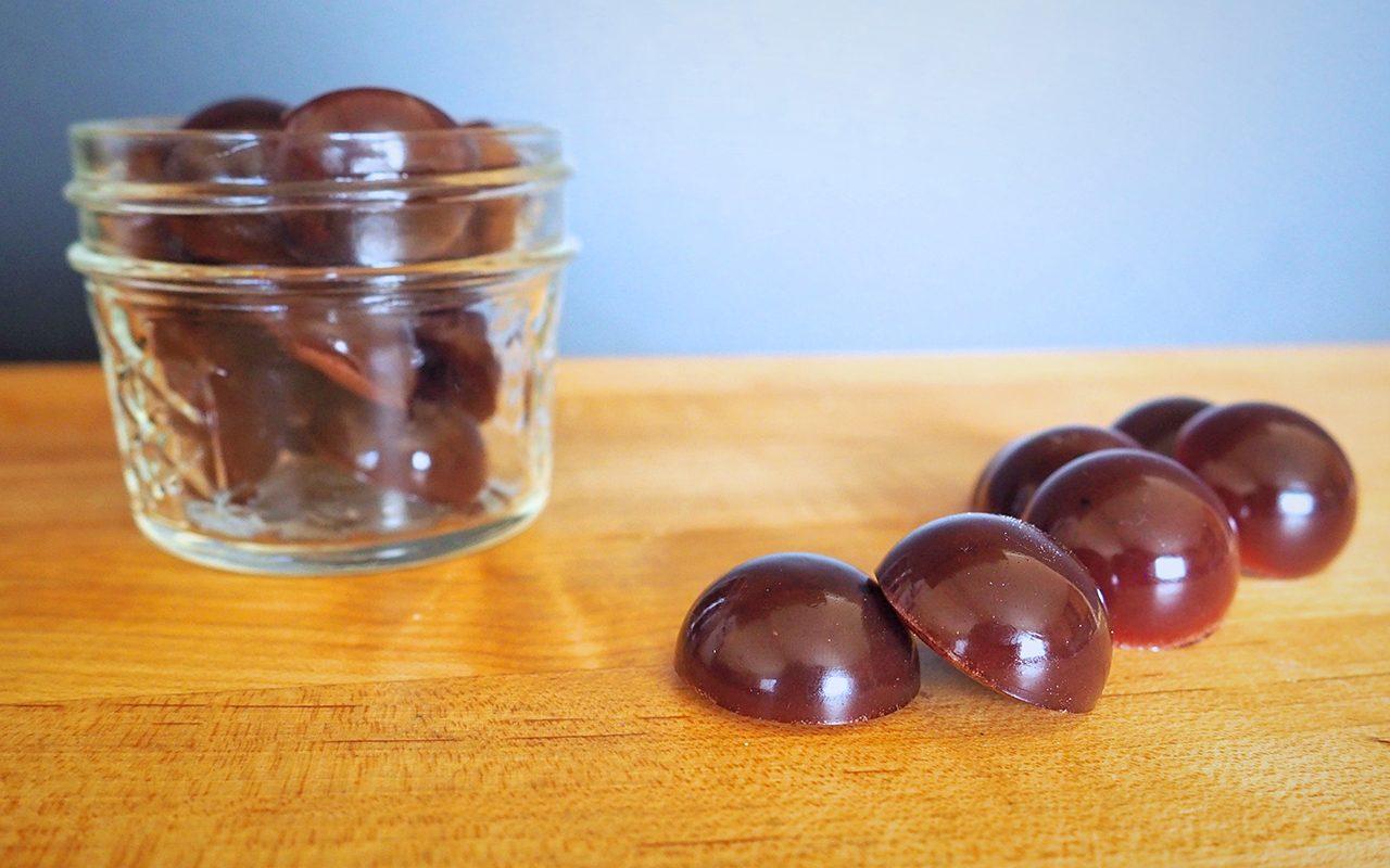 cbd oil gummies recipe in jar
