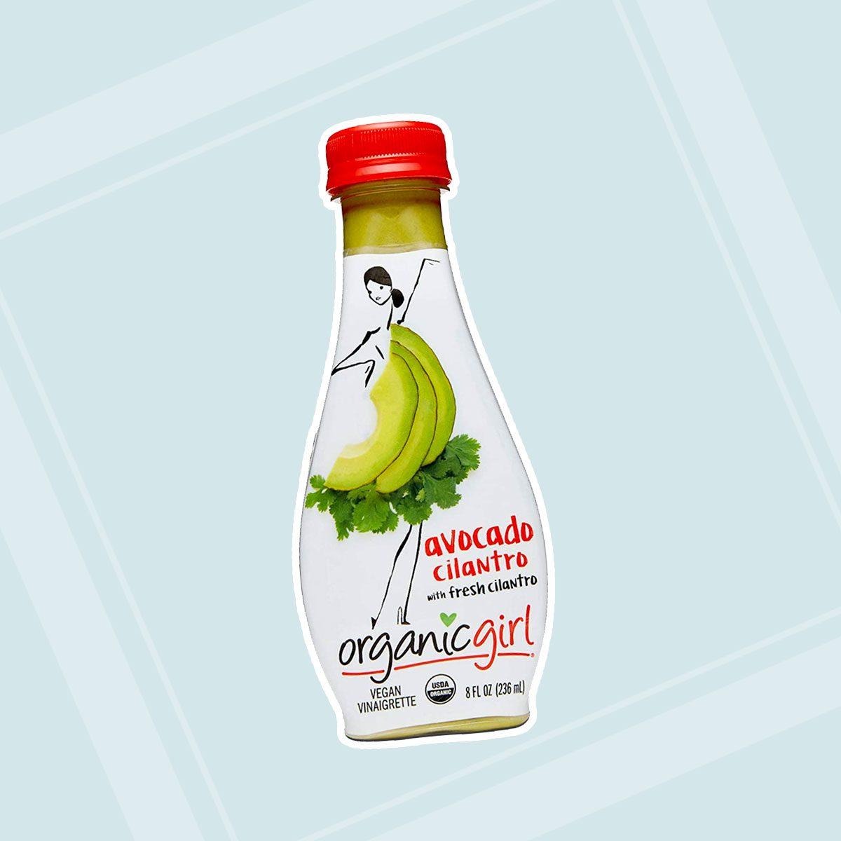 salad dressing for diabetics Avocado Cilantro Vinaigrette