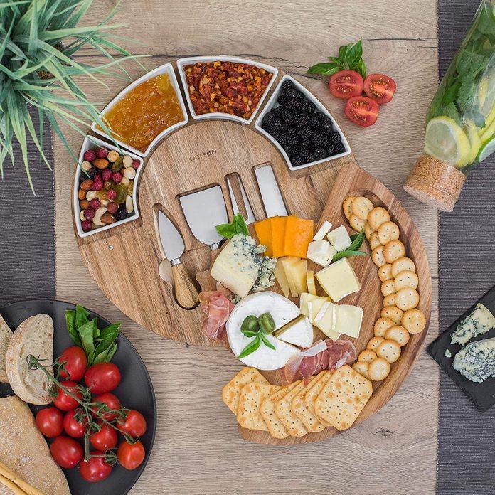 Chefsofi Cheese Cutting Board