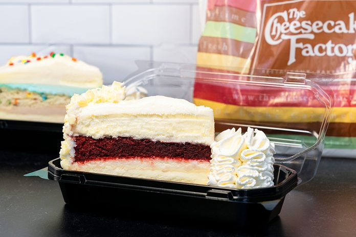 free cheesecake factory cheesecake deal